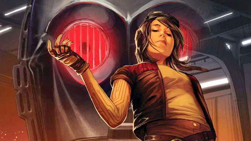 HQ de personagem de Star Wars ganha prêmio de comunidade LGBTQ
