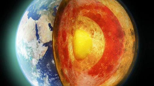 """A Terra pode ter uma outra camada """"escondida"""", além das que já conhecemos"""