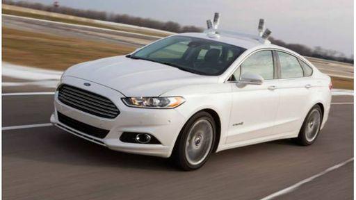Ford quer fabricar carros autônomos em massa até 2021