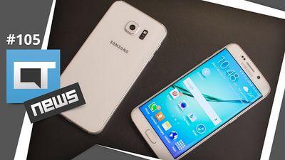 Lançamento do Galaxy S6, Dubsmash, fim dos spoilers [CT News #105]