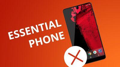 5 motivos para NÃO comprar o Essential Phone