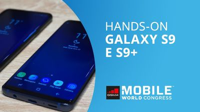 Samsung Galaxy S9 e S9+ [Hands-on MWC 2018]