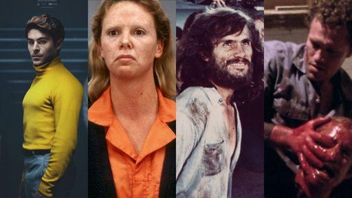 Os 10 melhores filmes sobre serial killers de verdade