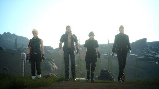 Final Fantasy XV dá as caras em novo gameplay de 30 minutos
