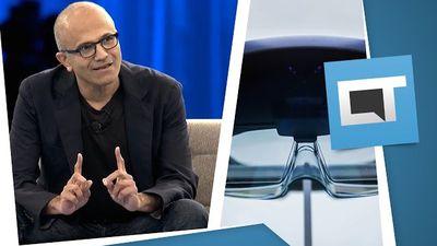 Hololens: Nadella fala das aplicações e da chegada do aparelho ao mercado