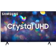 "Samsung Smart TV 65"" Crystal UHD 65TU7000 4K 2020, Wi-fi, Borda Infinita, Controle Remoto Único, Visual Livre de Cabos, Bluetooth, Processador Crystal 4K [CASHBACK]"
