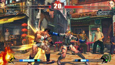 """Capcom lança """"Street Fighter IV: Champion Edition"""" para iOS"""