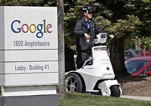 Segurança no Google (foto: AP/Paul Sakuma)