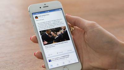 Facebook está testando botão do WhatsApp em seu aplicativo principal