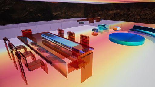 Artista vende projeto de casa virtual em NFT por mais de US$ 500 mil