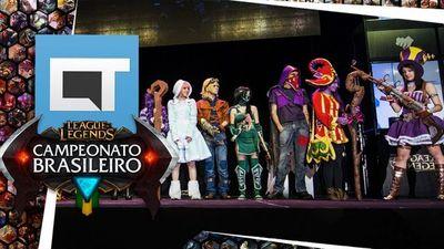 Cobertura: Campeonato Brasileiro de League of Legends - 2º dia