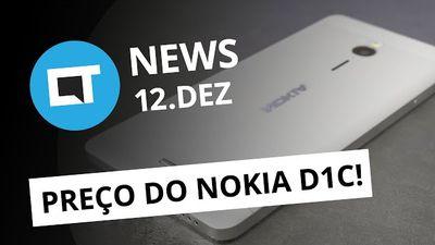 Novos smartphones Nokia, Nintendo World, mudança Spotify grátis e + [CTNews]