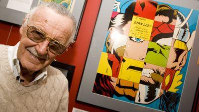 DC Comics presta homenagem a Stan Lee nos quadrinhos deste mês