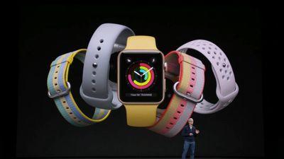Novo Apple Watch Series 3 está apresentando problemas na tela