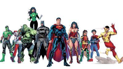 DC Comics oficializa sua reformulação com a fase Rebirth