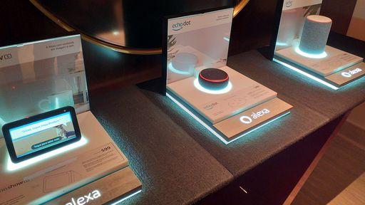 Amazon lança Alexa em português e linha Echo no Brasil