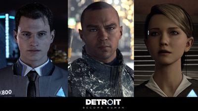 Detroit: Become Human recebe novos trailers focados em cada um dos personagens