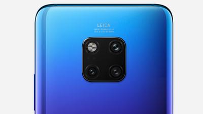 Novos Mate 20 e Mate 20 Pro da Huawei têm 3 câmeras e bateria robusta