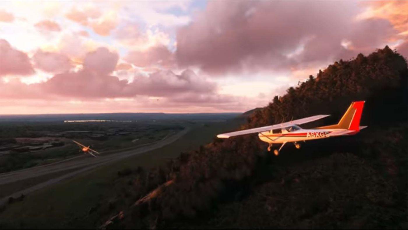 Novo Flight Simulator chega em agosto e já pode ser pré-baixado no Game Pass