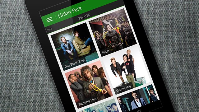 Xbox Music para iOS e Android agora conta com recurso streaming via