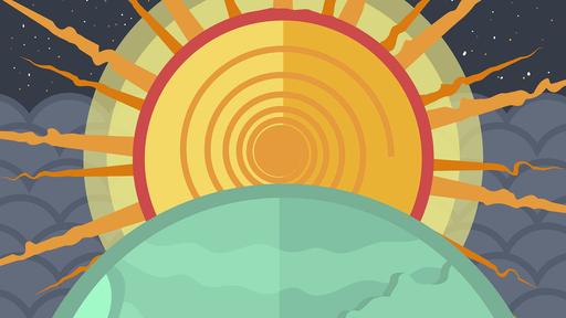 Quantas vezes o Sol é maior que a Terra?
