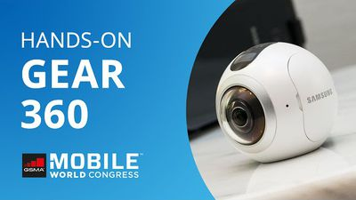 Samsung Gear 360: a câmera de realidade virtual da sul-coreana [Hands-on | MWC 2016]