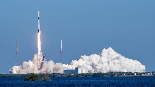 SpaceX bate novo recorde em lançamento do foguete Falcon 9