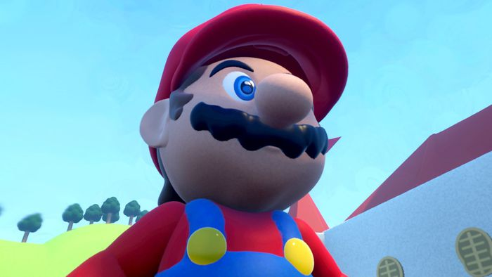 Mario criado dentro de Dreams, no PS4, é removido depois de pedido da Nintendo