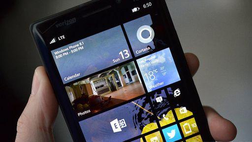Microsoft investe em reconhecimento de movimentos nos próximos Windows Phones