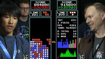Jovem de 16 anos se torna recordista em campeonato mundial de Tetris