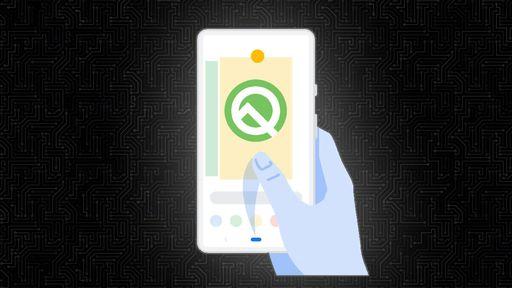 """Quinto beta do Android Q vaza e mostra """"recursos gestuais traseiros"""""""