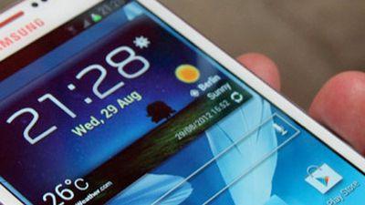 Primeiros detalhes do Samsung Galaxy Note 3 são revelados