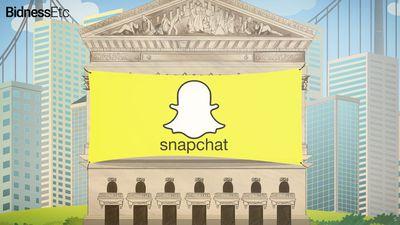 Snap estreia na Bolsa de NY e valor da empresa sobe pra US$ 33 bilhões