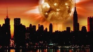 Terra está sujeita a tempestade solar a partir desta quarta-feira