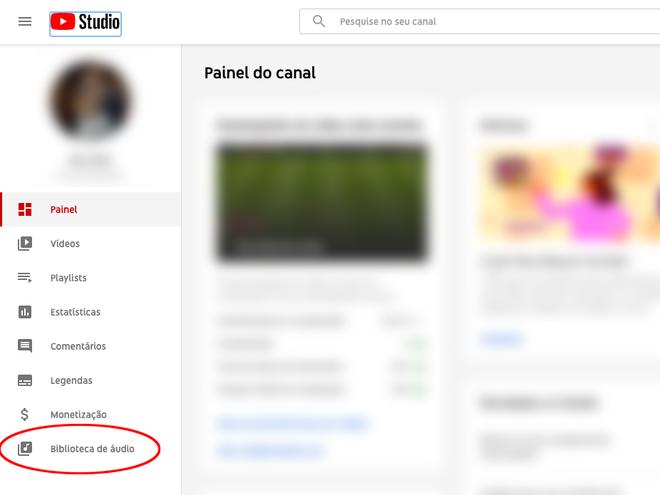 Como Encontrar Músicas E Efeitos Grátis Na Biblioteca Do Youtube Canaltech