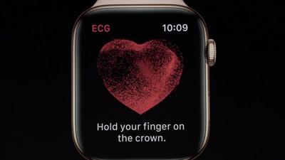 Atualização do iOS 12.2 pode bloquear ECG do Apple Watch 4 fora dos EUA