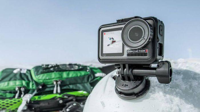 f51770f86e DJI lança Osmo Action, câmera dedicada a capturas em meios radicais - Câmera