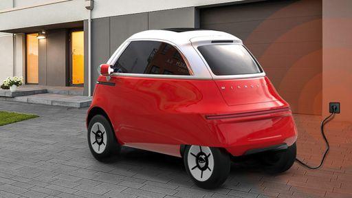 Romi-Isetta elétrico? Microlino 2.0 é lançado em três versões