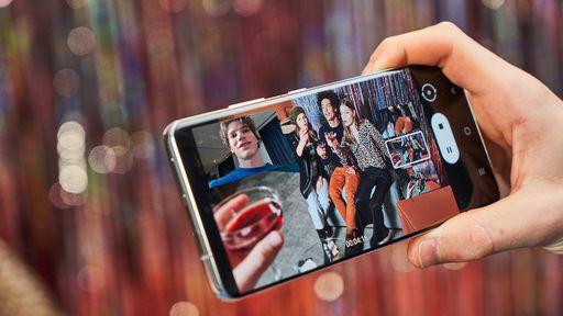 Samsung trabalha em tecnologia de câmera usada pela Apple no iPhone 12 Pro Max