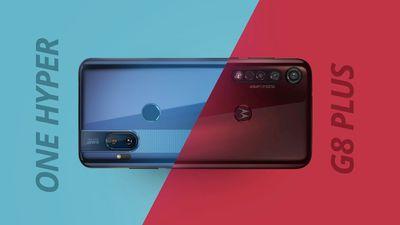 Motorola One Hyper vs. Motorola Moto G8 Plus [Comparativo]