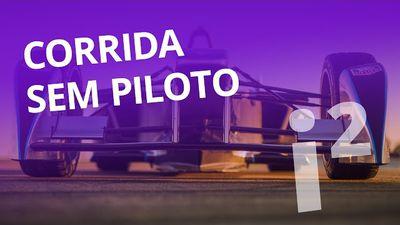 Corrida sem piloto (roborace) [Inovação ²]
