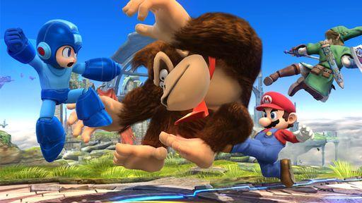 Franquia Super Smash Bros deve chegar em breve ao Nintendo Switch