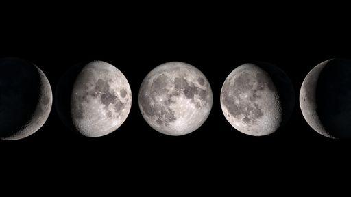 Quantas fases tem a Lua? Conheça todas elas