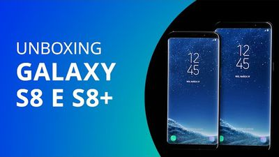 Samsung Galaxy S8 e S8+ [Unboxing]