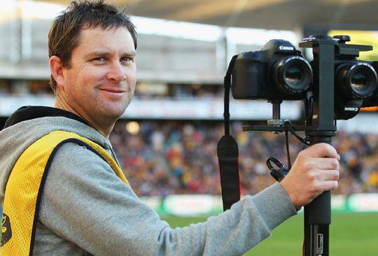 Getty Images câmeras 3D