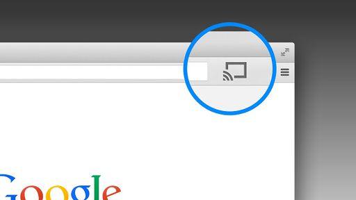 Google finalmente integra o Cast ao Chrome