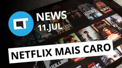 Android Pistache; Sony Xperia XA2 Plus; Netflix Ultra e + [CT News]