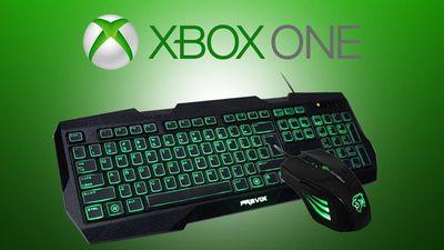 Xbox One ganhará suporte para teclado e mouse