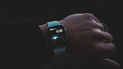 Como usar a lanterna do Apple Watch