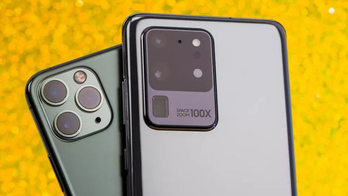 iPhone 11 Pro Max surpreende em comparativo de bateria com o Galaxy S20 Ultra
